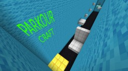 Parkourcraft - parkour map Minecraft Map & Project