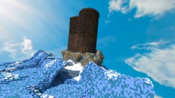 Maiden Tower (Azerbaijan) Minecraft Map & Project