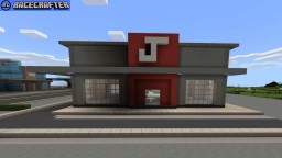 Jack in the box Minecraft Map & Project