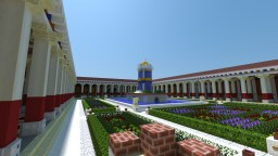Porticus of Livia ( Collaborative  ) Minecraft Map & Project