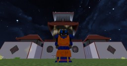 Dragon Ball Z - Princess Snake Castle Minecraft Map & Project