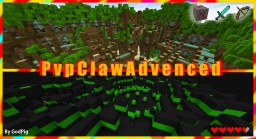PVP MAP : PvpClawAdvenced by GodPig / Neipo x Awnked [1.8*] Minecraft Map & Project
