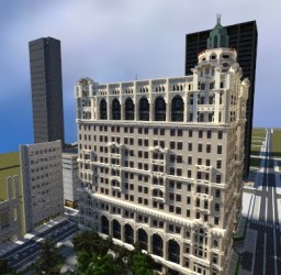 Trinity Building - New York Minecraft