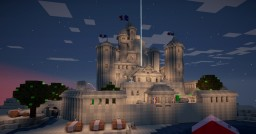 Sandcastle Minecraft