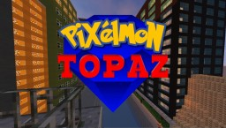 Pixelmon Topaz Version - Pixelmon Adventure Map Minecraft Map & Project