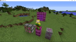Superhuman Dimension and Powers Mod Minecraft Mod