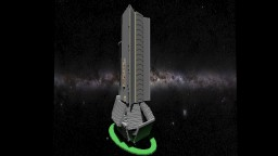 space skycraper desu ne Minecraft Map & Project