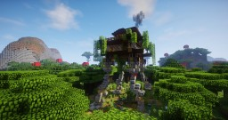 Swamp Walker Minecraft Map & Project