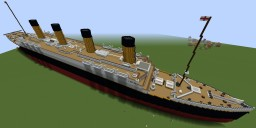 Titanic [2018] Minecraft Map & Project