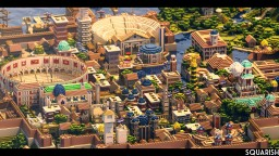 Island Cities: Great Empire 2.0 Minecraft Map & Project