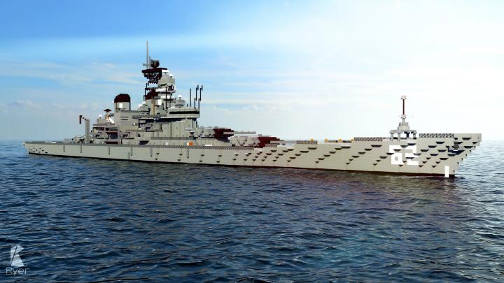 Popular Project : USS New Jersey | BB-62