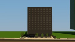 Yeouido GLAD Hotel Minecraft Map & Project
