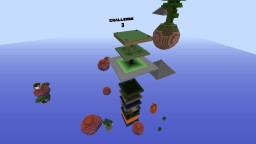 Moldavite4's Challenge 3 Minecraft Map & Project