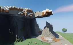 Replacement for Flatland Village Beta Minecraft Map & Project