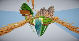 Spawn Map / Island Minecraft Map & Project