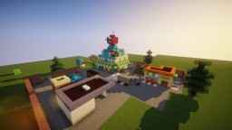 Tomato Town | Minecraft Map Minecraft Map & Project