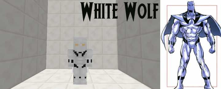 White Wolf Priest