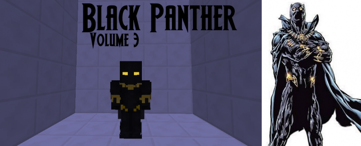 Black Panther Vol 3 Priest