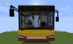 Higer Bus (Hanoibus Livery) Minecraft Map & Project