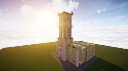 Garnisonkirche Potsdam 1945/ garrison Church 1945 Minecraft Map & Project