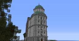 ...* Island  - Corner of New Century  Adventure Map  [work in progress] Minecraft Map & Project