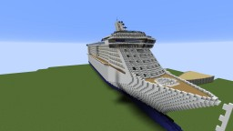 Build 2~ Custom Cruise Ship Minecraft Map & Project