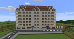 Furnished Residence Minecraft Map & Project