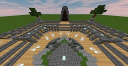 """Minecraft Mini-HUB 1.8"" by zKronos27 Minecraft Map & Project"