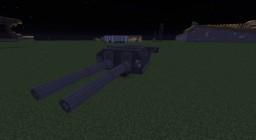 Chisels & bits battleship turrent Minecraft Map & Project