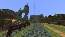 The Kingdom of HyRise Minecraft Map & Project