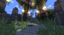 Ancient Ruins Hub (Small Sized Hub) Minecraft Map & Project