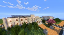 Japanese High School Minecraft