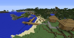 Vietnam War Diorama Minecraft Map & Project