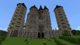 Castle Mari Minecraft Map & Project