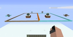 Duel of challenges Minecraft Map & Project