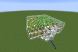 Ultra-Efficient Automatic Carrot, Potato, Wheat, And Beetroot Farm Minecraft Map & Project