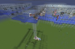 Ultra-Efficient Automatic Mob Farm Minecraft Map & Project