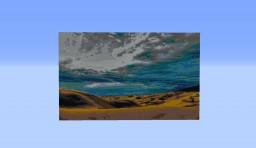 Desert scene Minecraft Map & Project