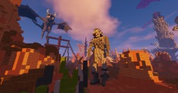 Apocalyptic wasteland plot Minecraft Map & Project