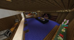 Dance House Minecraft Map & Project