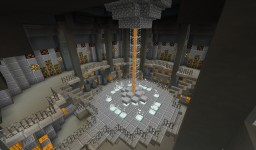 DOCTOR WHO TARDIS FILM SET (2015) Minecraft Map & Project