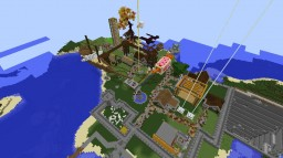 My Let's Play world as of Episode 28 Minecraft Map & Project