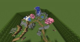 The Enchanted Garden (Puzzle Map) Minecraft Map & Project