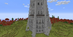 Tower of the Kings | Annuminas | A NLBT Build Minecraft Map & Project
