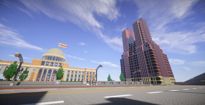Popular Project : The Majesty - An Art Deco Tower