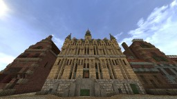 Stadhuis Veere - Veere City Hall [Conquest Reforged] Minecraft Map & Project