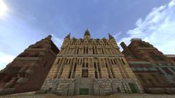 Stadhuis Veere - Veere City Hall [Conquest Reforged] Minecraft