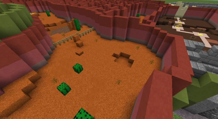World 2, Explosive Escarpment.