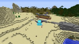 Union Pacific GP-38-2 Train Engine Minecraft Map & Project