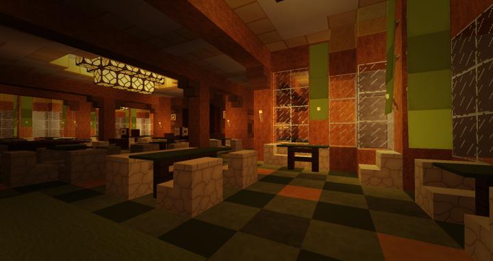 1st Class Lounge